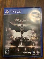 Batman: Arkham Knight (PlayStation 4, 2015)