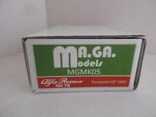 MA.GA MODELS 1/43 ALFA ROMEO 184 TB EUROPEAN GP BRANDS HATCH 1985 KIT MGMK05