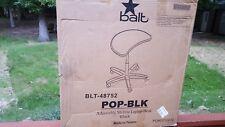 Balt Pop Adjustable Height Mobile Laptop Desk Station Black BLT-48752 (8710273)