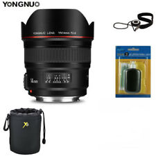 YONGNUO Ultra-wide Angle Prime Lens YN14mm F2.8 14mm Kit canon 5D 6D 80D 77D T7i
