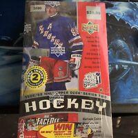 1998/99 Upper Deck Series 2 NHL Hockey Cards Box - Factory Sealed