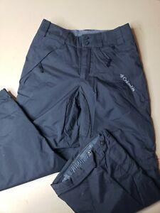 Columbia Omni-Tech Ski Snow Pants Outerwear Youth Size Small (7-8)