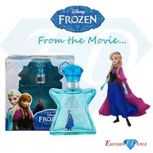Disney Frozen Children's Anna EDT Perfume 50ml In Fancy Box - Eau de Toilette