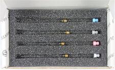 NEW SUPELCO 57284-U SPME StableFlex™ fiber assortment kit needle 23 ga. 4/pk