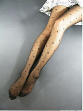 Woman Lady Trendy Sexy Fancy Patterned Sheer Pantyhose Tights Stockings Pant