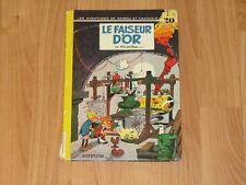 bd Spirou et Fantasio n°20 en EO - Le faiseur d'or