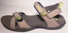 TEVA Women's Walking Hiking Waterproof Gray Comfort Sandals 10003955! Size 8