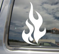 Classic Hot Rod Tribal Car Vinyl Decal Sticker 10514 Chopper Flame Motorcycle