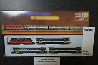 "Marklin spur z scale/gauge. SBB ""Zurich Commuter"" Train Set. Very Rare."