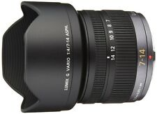 Panasonic Micro Four Thirds for 7-14mm F4.0wide-anglezoom G VARIO ASPH.H-F007014