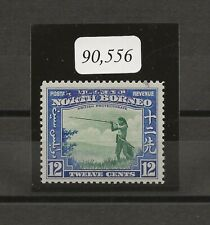 "NORTH BORNEO ""Jap Occ"" 1942 SG J8 MNH Cat £250 . CERT"