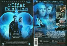 DVD - L' EFFET PAPILLON 2 avec ERIC LIVELY ( COLLECTOR ) / COMME NEUF - LIKE NEW