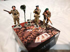 King and Country Commando/beach crew x3. 1:30 scale.