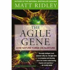 The Agile Gene: How Nature Turns on Nurture - Paperback NEW Ridley, Matt 2004-07