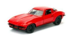1:32 Letty's Chevrolet Corvette -- Fast & Furious Chevy JADA