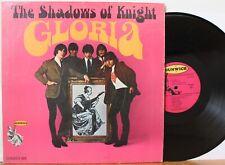 "The Shadows Of Knight LP ""Gloria"" ~ Dunwich 666 ~ Mono ~ VG+ Garage"