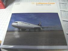 Herpa 1:500 503570-004 Lufthansa Cargo MD-11F Freighter NEU OVP