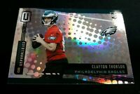 2019 PANINI UNPARALLELED CLAYTON THORSON RC Rookie Card PHILADELPHIA EAGLES