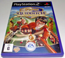 Harry Potter Quidditch World Cup PS2 PAL *Complete*