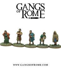Gangs of Rome Mob Tertius War Banner Footsore Miniatures WBGORM03
