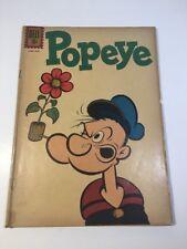 Popeye (Dell/Gold Key/King/Charlton) #64 1962 - Ungraded