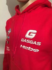 Fábrica de equipo de GASGAS Txt Ensayos De Carreras Bicicleta/CE Enduro Paddock Sudadera con capucha/Capucha-Xl