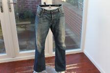 Mens Original ZATINY Diesel Blue Jeans W38 x L31  38 x 31 Bootcut