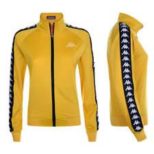 Felpe Kappa 222 Banda ANNISTON Lady Slim 301psc0 M Yellow Mustard-black