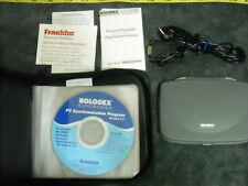 Franklin Rolodex Electronics Executive Organizer Scheduler RF-192 1999 192K