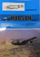 Warpaint Series No.59 - Lockheed Hudson Mk.I to Mk.VI          32 Pages    Book