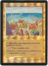 Rishadan Port - Foil Played - 20168 - Portuguese (Onslaught) Magic Card VDF