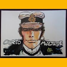 CORTO MALTESE T.1 Hugo Pratt Éditions Publicness EO possède sa jaquette 1971