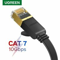 Ugreen Ethernet Cable RJ45 Cat7 Network Patch Cord 10 Gigabit for Modem PS3, PS4