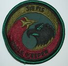 Rare USAF 318th Fighter Interceptor Squadron FIS US AIR FORCE PATCH