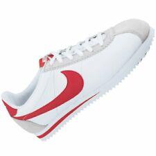 Nike Lady Kids cortez Leather cortos de cuero nuevo gr:37, 5 white-red rythm