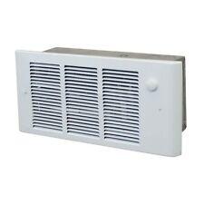 Small Room Electric Wall Heater 1500 Watt Quiet Heat Bedroom Office Heating Warm