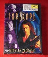 Farscape - Season 2: Vol. 2 (DVD, 2002, 2-Disc Set) R1 Ben Browder BRAND NEW
