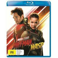 Ant-Man And The Wasp (Blu-ray, 2018) Region B