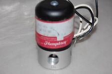 HUMPHREY SOLENOID VALVE 4 WAY 062 4E1 36