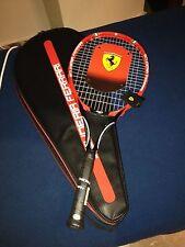 Ferrari Head  racchetta tennis  nuova con etichette