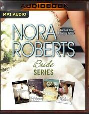 Nora Roberts Bride Series Collection: All 4 Unabridged Audio Books on MP3-CDs