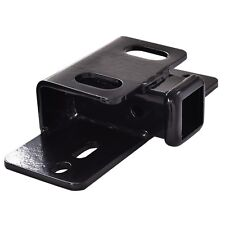 "5000lb Step Bumper Mount Mounting For 2"" Hitch Receiver RV Trailer Truck New"