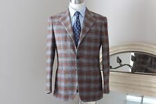 NWT $3K Kiton for Sartorio Sportcoat 40 US BRAND NEW W/ TAGS