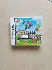 NEW SUPER MARIO BROS DS 3DS NINTENDO NDS USATO COMPLETO PERFETTO ITALIANO
