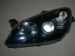 25836066 Saturn Sky Redline Left Headlamp Asm.