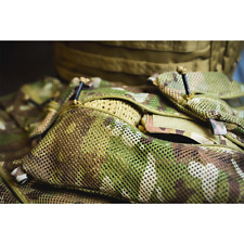 VIPER TACTICAL MESH CAMO V-CAM ZIPPER STOW BAGS, XL, LARGE, MEDIUM & SMALL