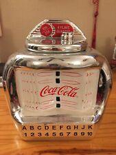 Coca Cola Brand Cookie Jars Silver Juke Box By Gibson Vintage 2000 Cookie Jar