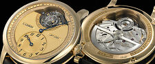 Leroy 18K RG Tourbillon Automatic Regulator Chronometer. LL106-3. Sold out.
