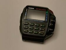 Rare Casio CMD-20 Remote Control Calculator Watch Wristwatch used case only