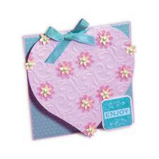 New listing New Sizzix Bigz Xl Die - Heart card by El Smith 656417 Orig:$40 Valentine's Day